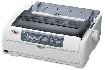 OKI 62433801-Dot Matrix Printer